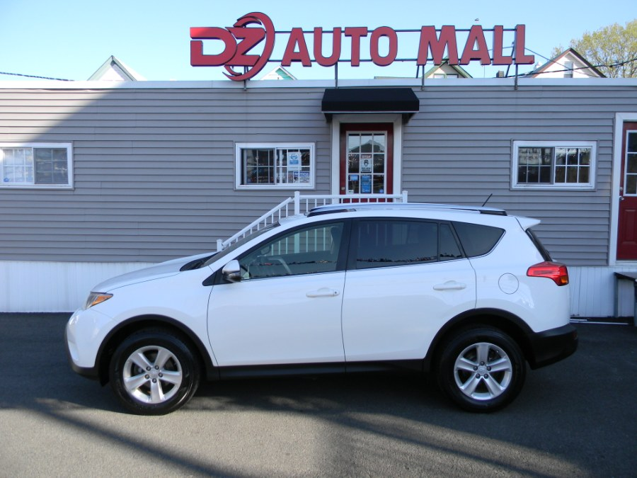 Used 2014 Toyota RAV4 in Paterson, New Jersey | DZ Automall. Paterson, New Jersey
