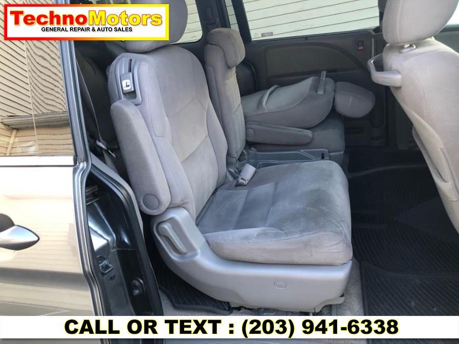 Used Honda Odyssey 5dr EX 2009   Techno Motors . Danbury , Connecticut