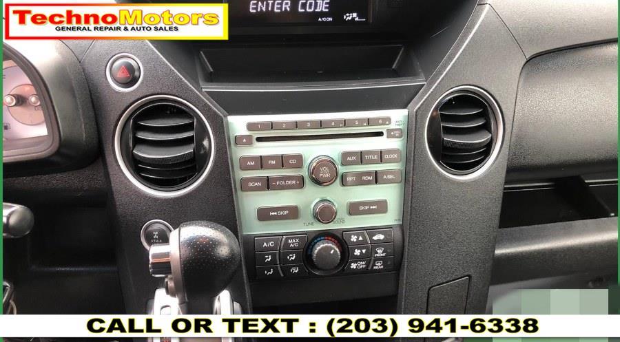 Used Honda Pilot 4WD 4dr LX 2010 | Techno Motors . Danbury , Connecticut