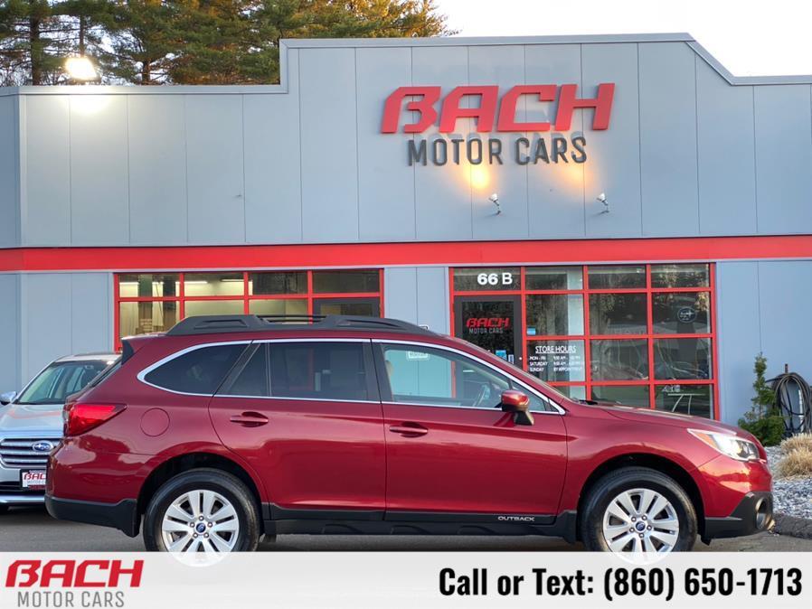 Used Subaru Outback 4dr Wgn 2.5i Premium PZEV 2015 | Bach Motor Cars. Canton , Connecticut
