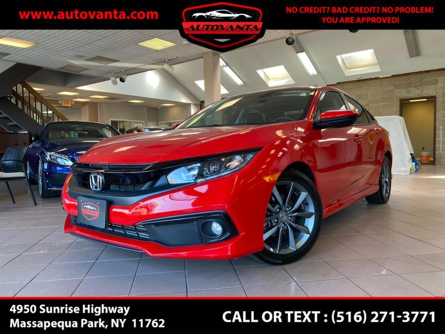 Used 2019 Honda Civic Sedan in Massapequa Park, New York | Autovanta. Massapequa Park, New York