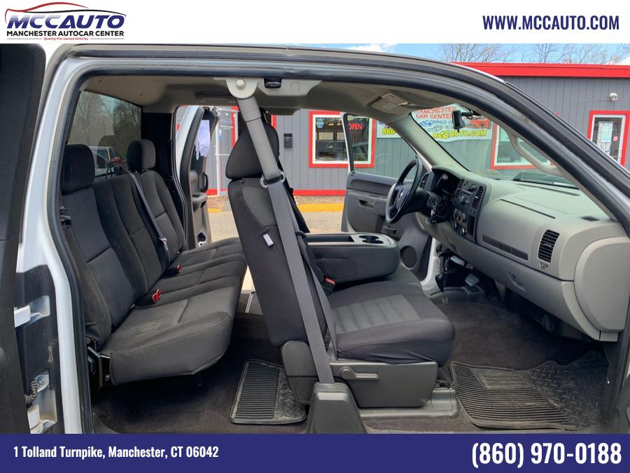 "Used Chevrolet Silverado 1500 4WD Ext Cab 143.5"" LS 2011 | Manchester Autocar Center. Manchester, Connecticut"