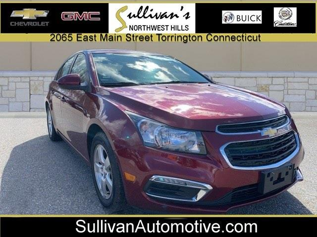 2015 Chevrolet Cruze 1LT, available for sale in Avon, CT