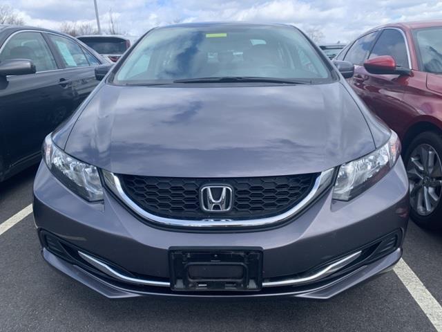Used Honda Civic LX 2015 | Sullivan Automotive Group. Avon, Connecticut