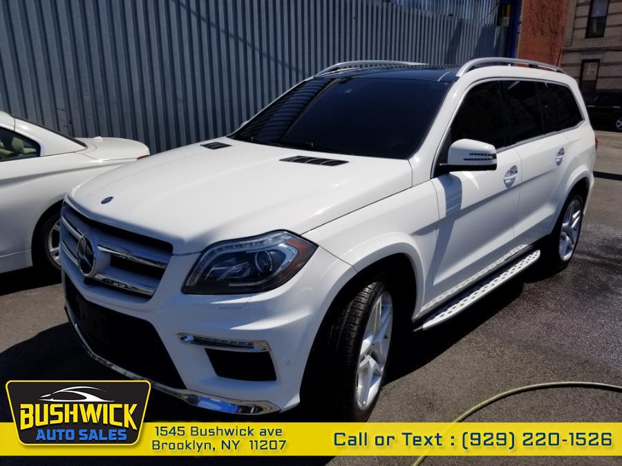 Used 2016 Mercedes-Benz GL in Brooklyn, New York | Bushwick Auto Sales LLC. Brooklyn, New York