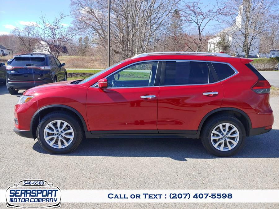 Used 2017 Nissan Rogue in Searsport, Maine | Searsport Motor Company. Searsport, Maine