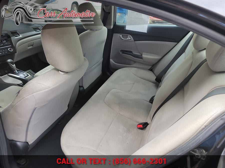 Used Honda Civic Sdn 4dr Auto LX 2013   Carr Automotive. Delran, New Jersey