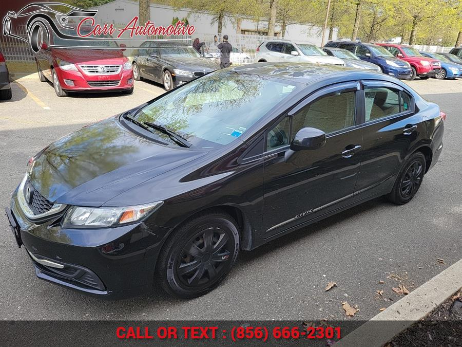 Used 2013 Honda Civic Sdn in Delran, New Jersey | Carr Automotive. Delran, New Jersey