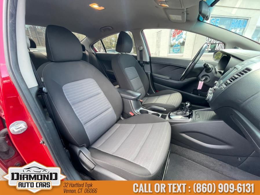Used Kia Forte LX Auto 2017 | Diamond Auto Cars LLC. Vernon, Connecticut