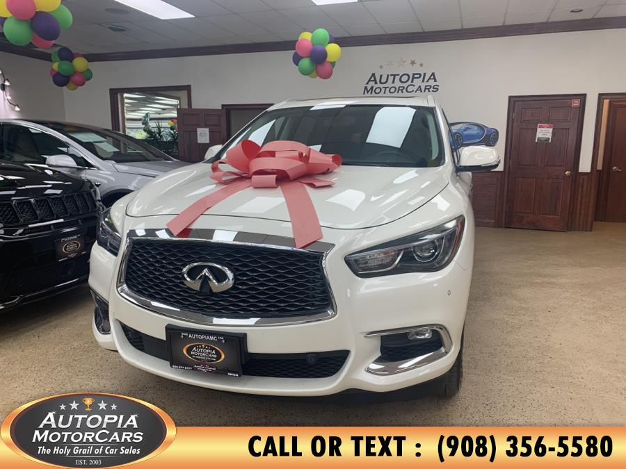 Used 2017 INFINITI QX60 in Union, New Jersey | Autopia Motorcars Inc. Union, New Jersey