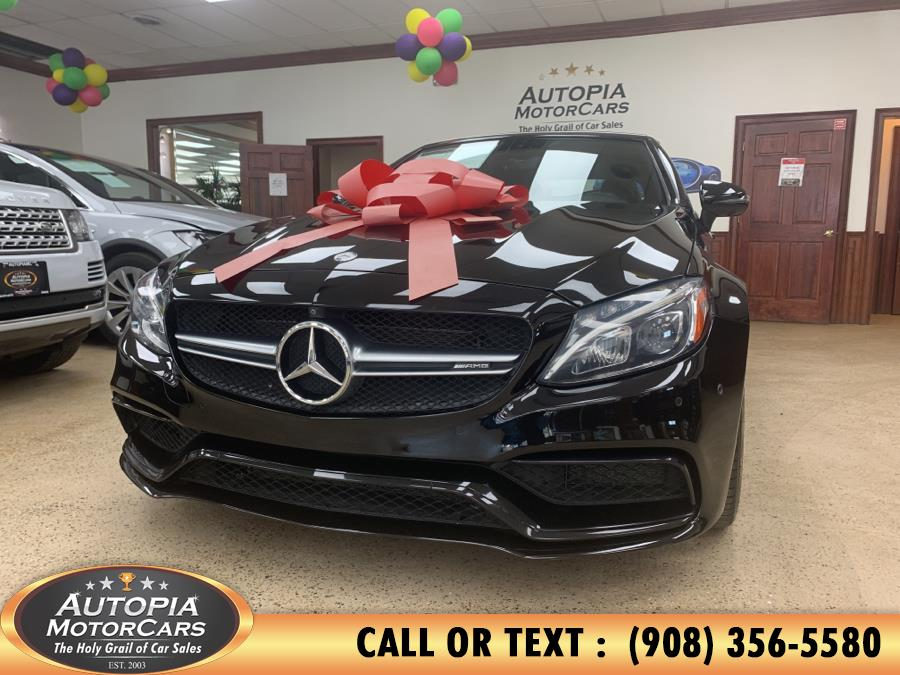 Used 2017 Mercedes-Benz C-Class in Union, New Jersey | Autopia Motorcars Inc. Union, New Jersey