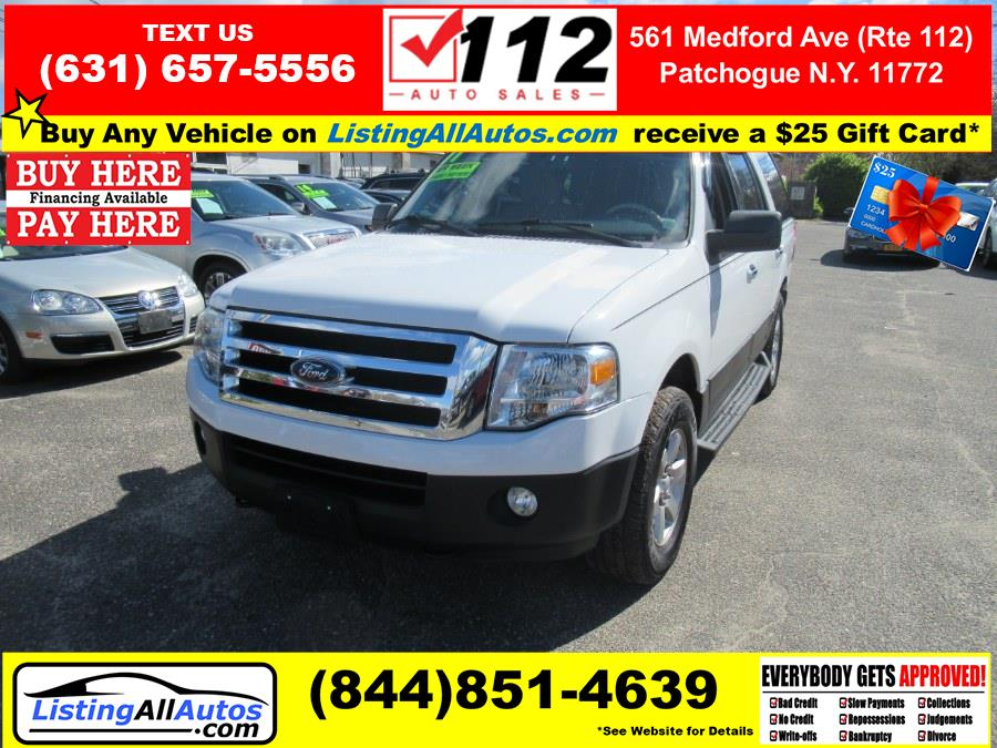 Used Ford Expedition 4WD 4dr XL 2011 | www.ListingAllAutos.com. Patchogue, New York