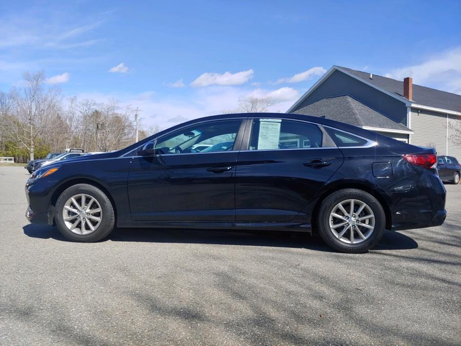 Used Hyundai Sonata SE 2.4L SULEV 2018   Rockland Motor Company. Rockland, Maine