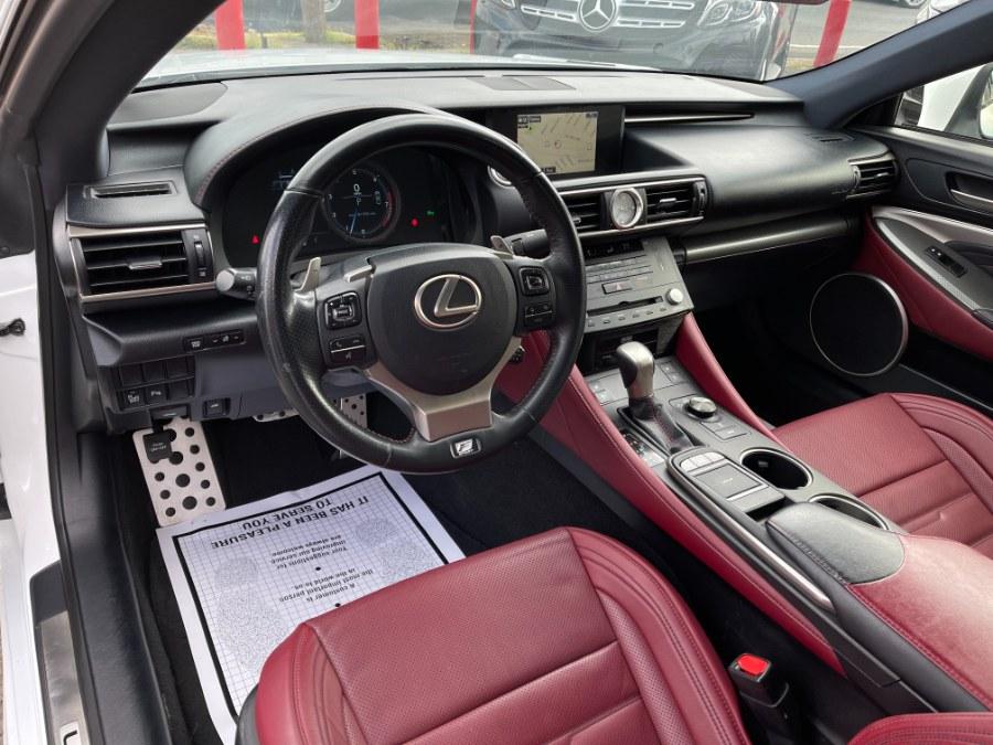 Used Lexus RC 350 F SPORT 2dr Cpe RWD 2015   Champion Auto Sales. Hillside, New Jersey