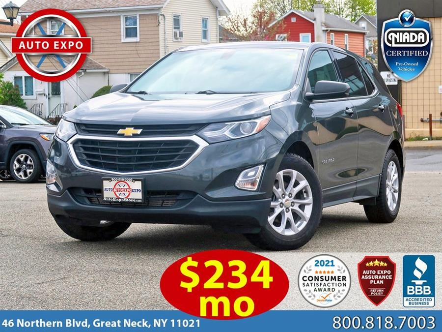 Used 2018 Chevrolet Equinox in Great Neck, New York | Auto Expo Ent Inc.. Great Neck, New York