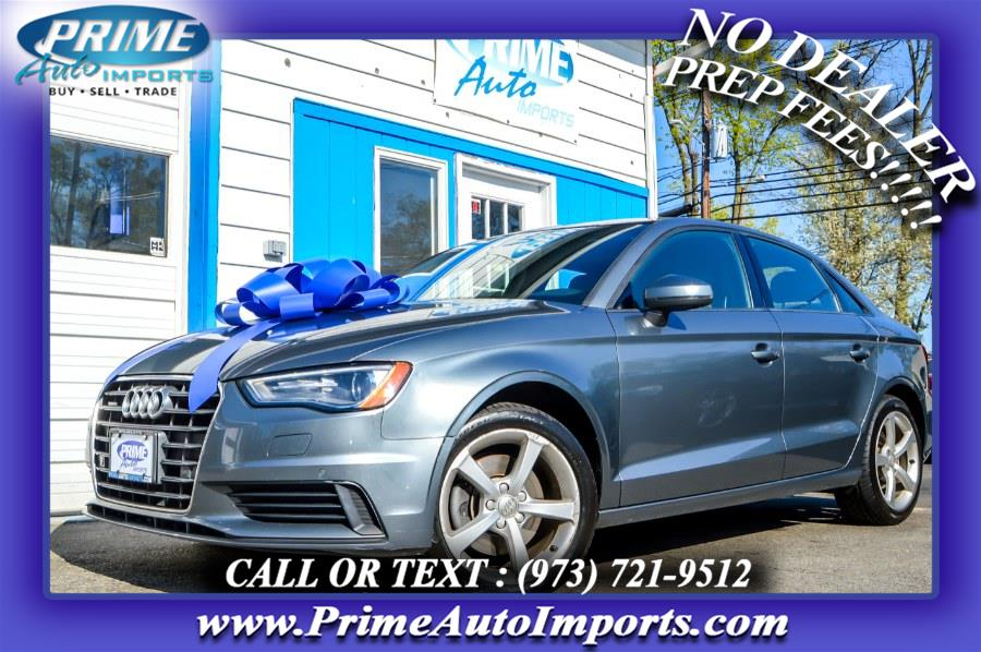 Used 2016 Audi A3 in Bloomingdale, New Jersey | Prime Auto Imports. Bloomingdale, New Jersey