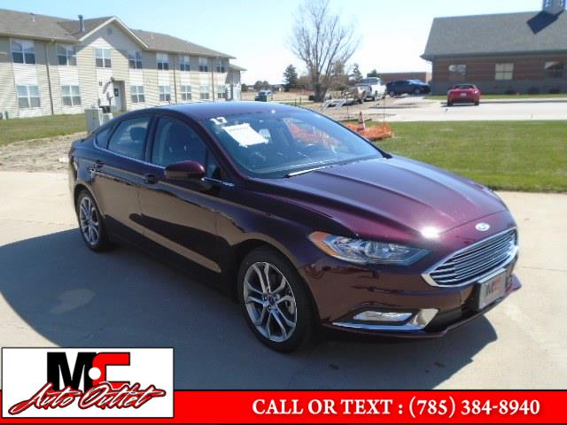Used 2017 Ford Fusion in Colby, Kansas | M C Auto Outlet Inc. Colby, Kansas