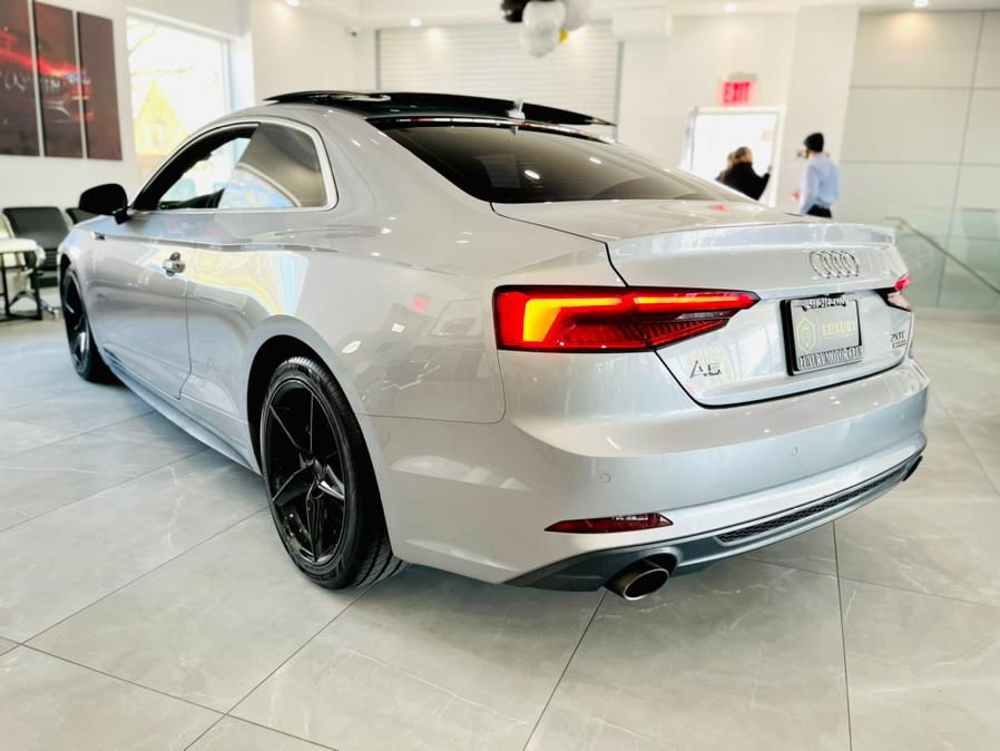 Used Audi A5 Coupe 2.0 TFSI Premium Plus S tronic 2018 | C Rich Cars. Franklin Square, New York