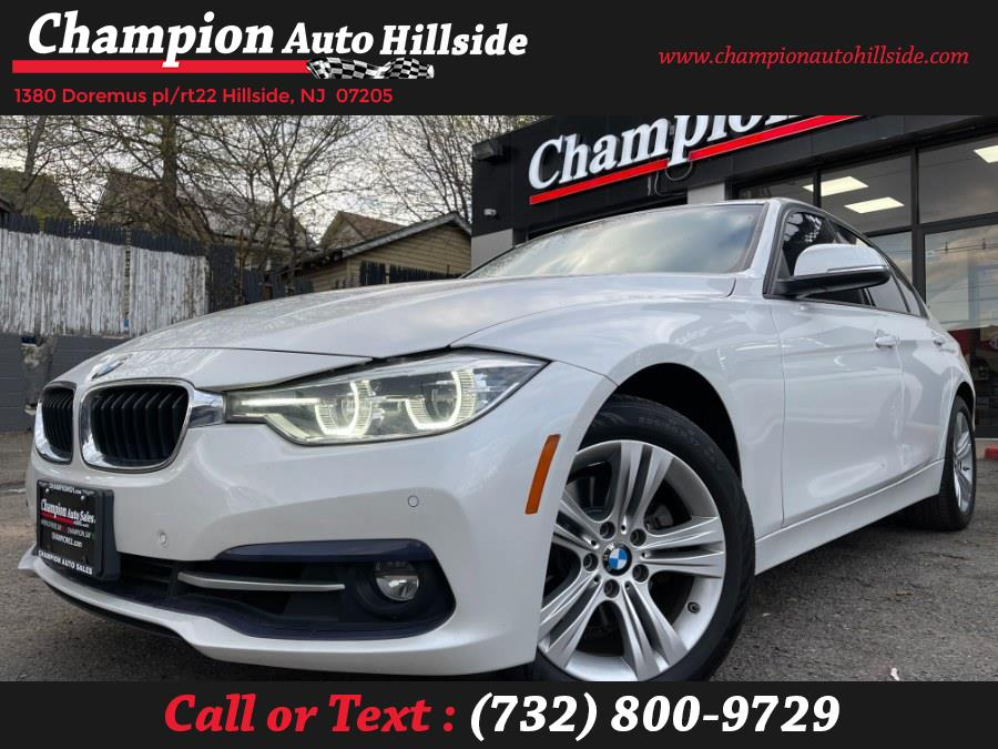 Used 2016 BMW 3 Series in Hillside, New Jersey | Champion Auto Hillside. Hillside, New Jersey