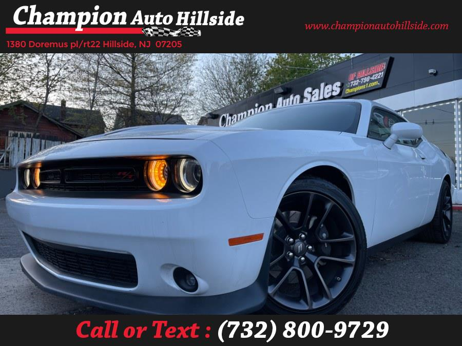 Used 2020 Dodge Challenger in Hillside, New Jersey | Champion Auto Hillside. Hillside, New Jersey
