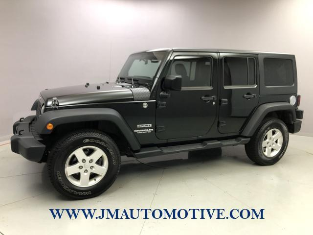 Used 2012 Jeep Wrangler Unlimited in Naugatuck, Connecticut | J&M Automotive Sls&Svc LLC. Naugatuck, Connecticut
