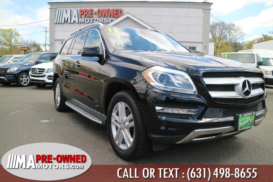 Used Mercedes-Benz GL-Class 4MATIC 4dr GL 450 2015 | M & A Motors. Huntington, New York