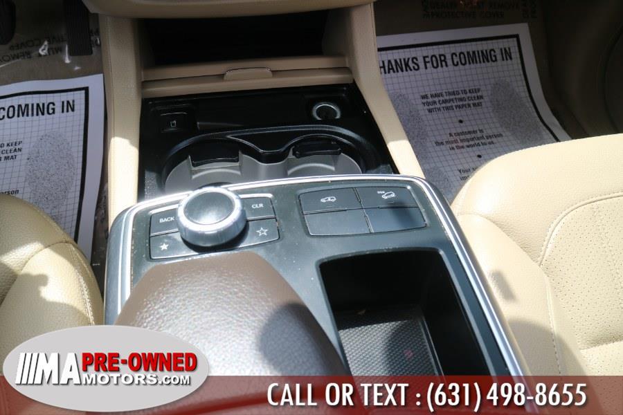 Used Mercedes-Benz GL-Class 4MATIC 4dr GL 450 2015   M & A Motors. Huntington, New York