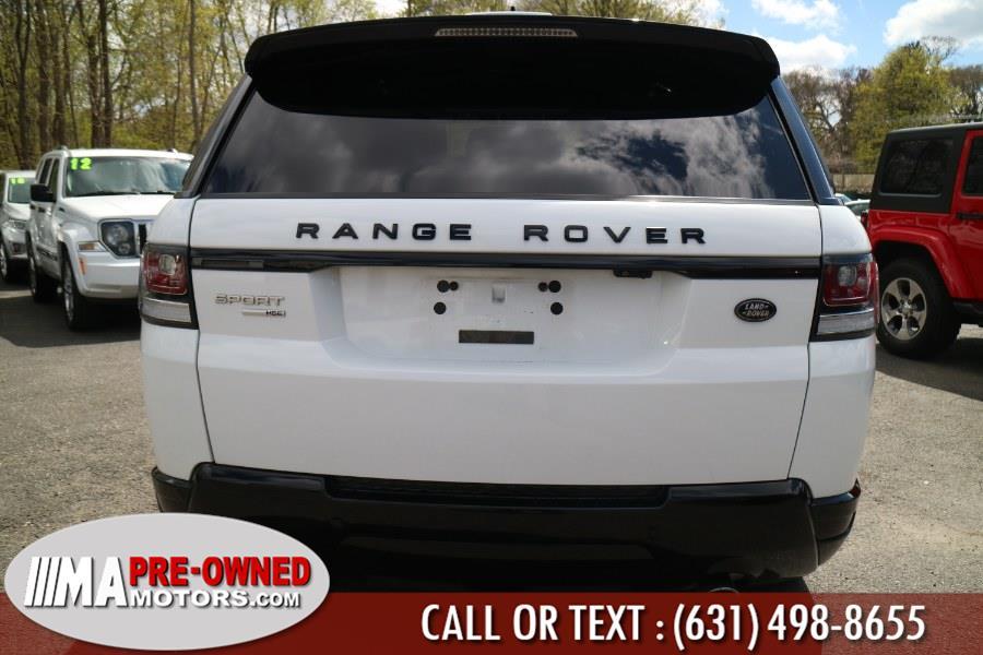 Used Land Rover Range Rover Sport 4WD 4dr V6 HSE 2016 | M & A Motors. Huntington, New York