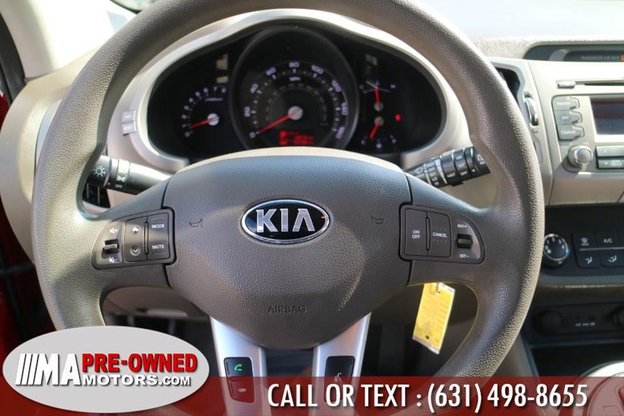 Used Kia Sportage 2WD 4dr LX 2013 | M & A Motors. Huntington, New York