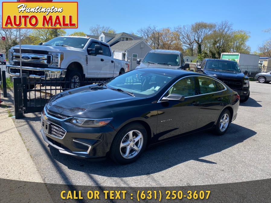 Used 2017 Chevrolet Malibu in Huntington Station, New York | Huntington Auto Mall. Huntington Station, New York