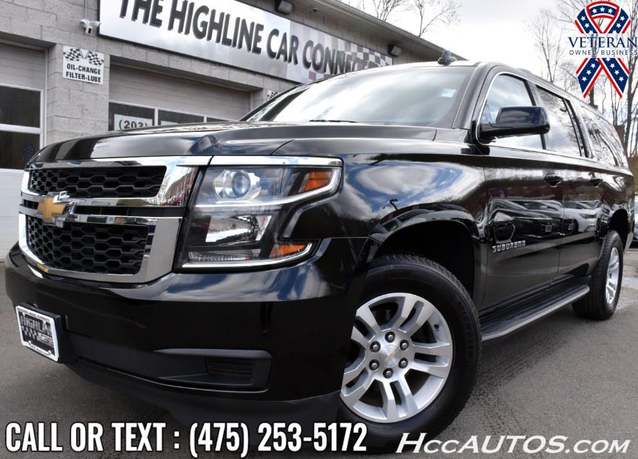 Used 2019 Chevrolet Suburban in Waterbury, Connecticut | Highline Car Connection. Waterbury, Connecticut