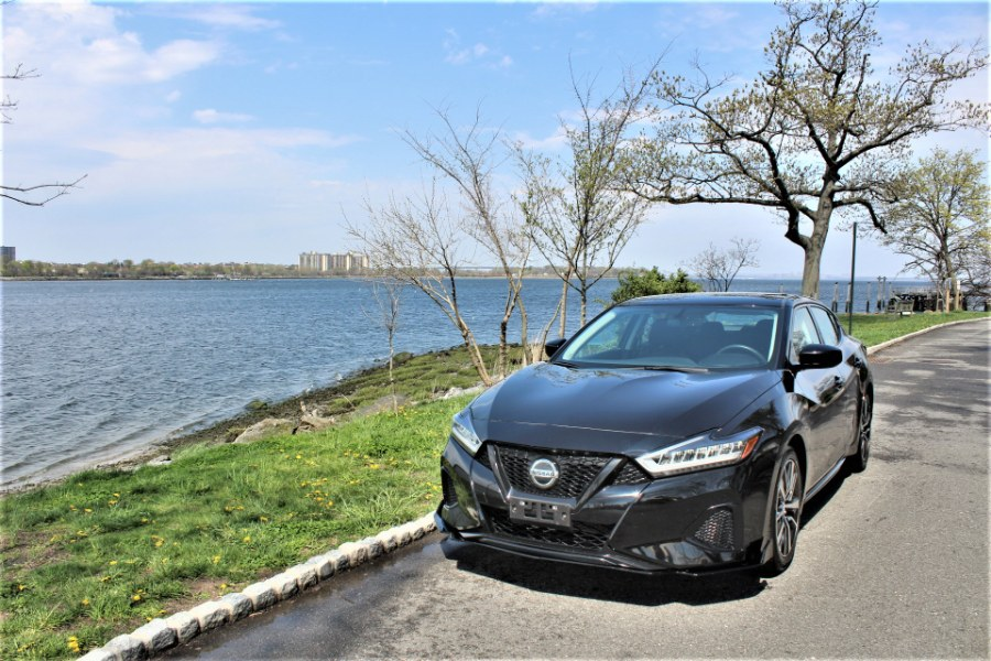 2019 Nissan Maxima SV 3.5L, available for sale in Great Neck, NY