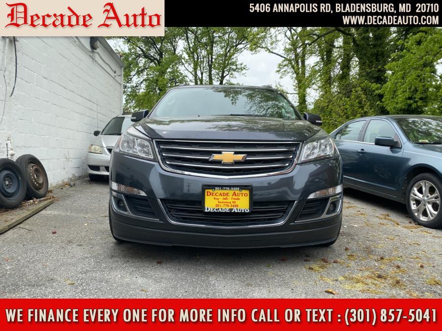 Used 2013 Chevrolet Traverse in Bladensburg, Maryland | Decade Auto. Bladensburg, Maryland