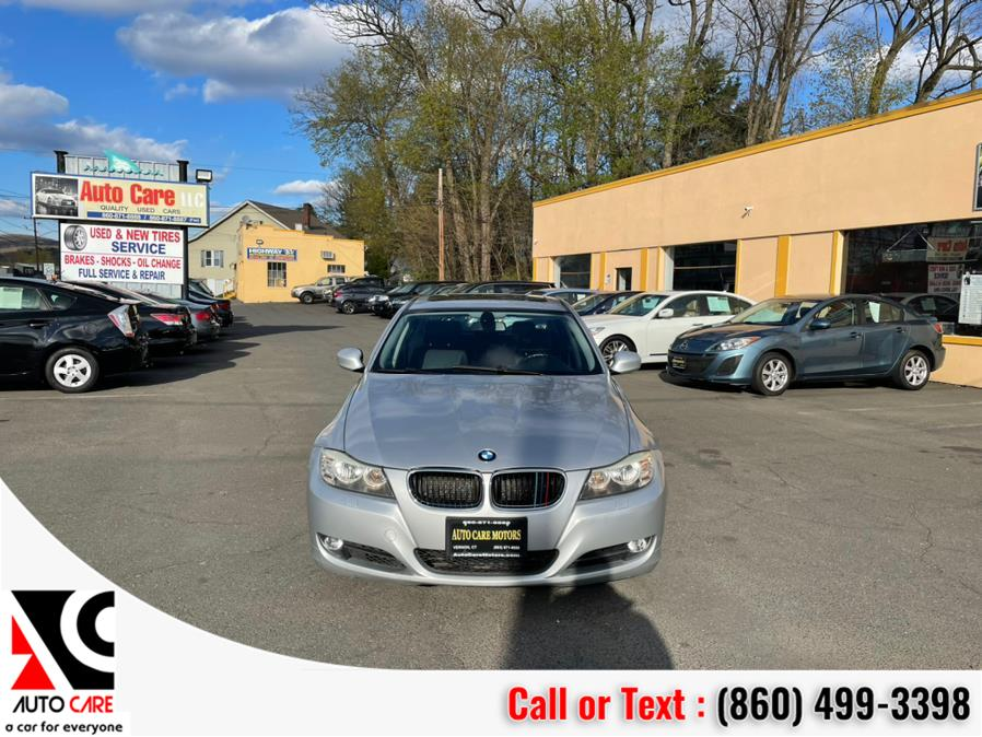Used BMW 3 Series 4dr Sdn 328i xDrive AWD SULEV 2009 | Auto Care Motors. Vernon , Connecticut