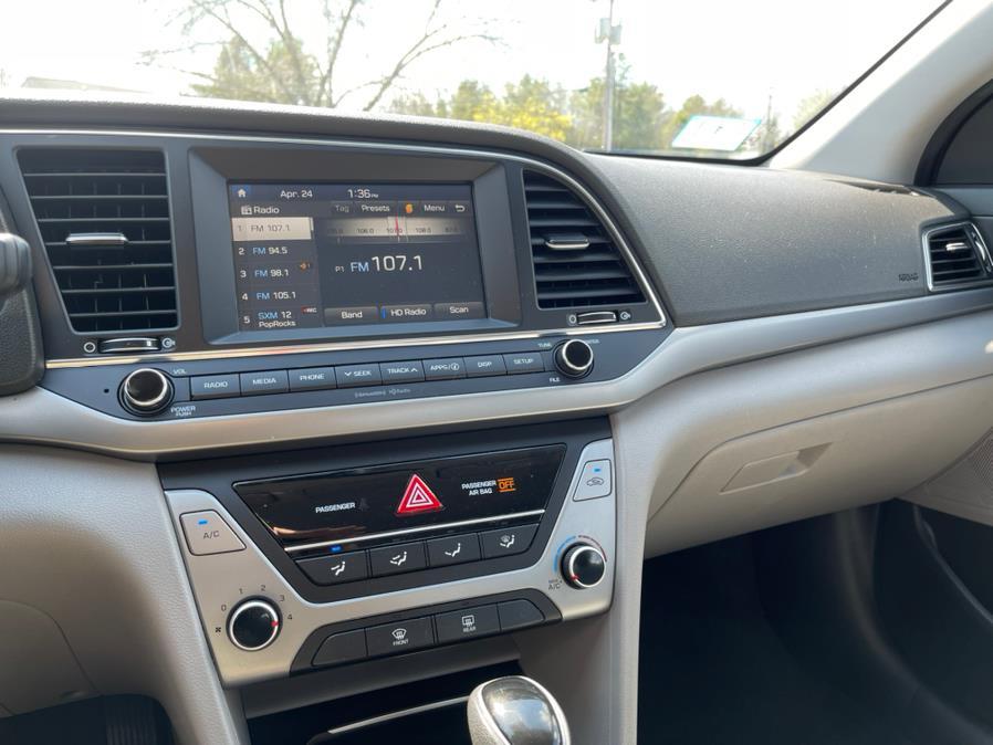 Used Hyundai Elantra SEL 2.0L Auto (Alabama) 2018 | Merrimack Autosport. Merrimack, New Hampshire