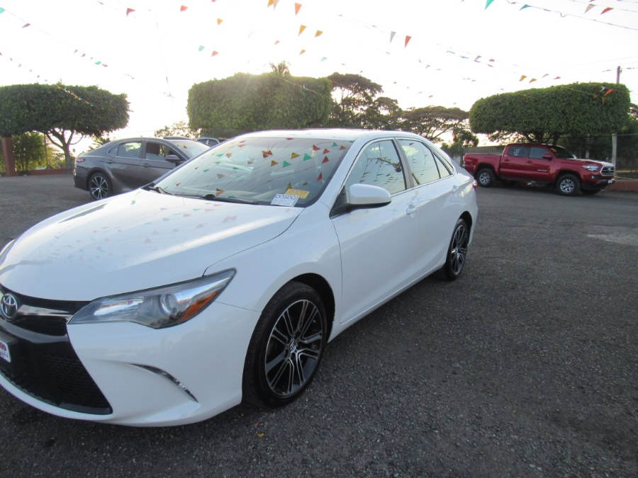 Used 2016 Toyota Camry in San Francisco de Macoris Rd, Dominican Republic | Hilario Auto Import. San Francisco de Macoris Rd, Dominican Republic