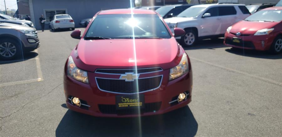 Used Chevrolet Cruze 4dr Sdn LT w/1LT 2011 | Victoria Preowned Autos Inc. Little Ferry, New Jersey