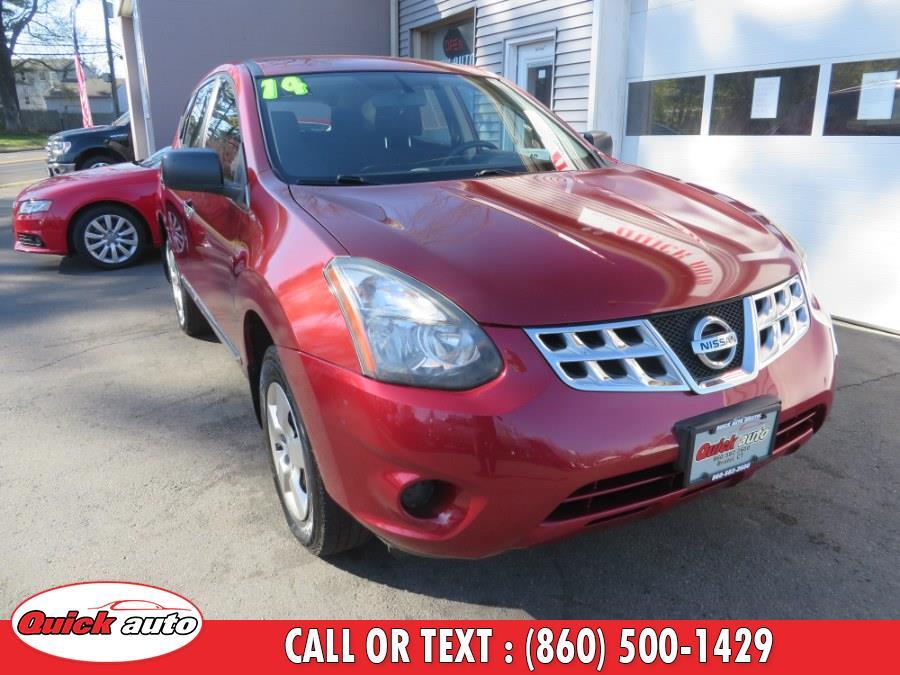 Used 2014 Nissan Rogue Select in Bristol, Connecticut | Quick Auto LLC. Bristol, Connecticut