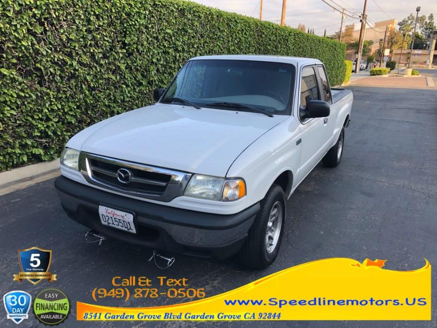Used 2003 Mazda B-Series 2WD Truck in Garden Grove, California | Speedline Motors. Garden Grove, California