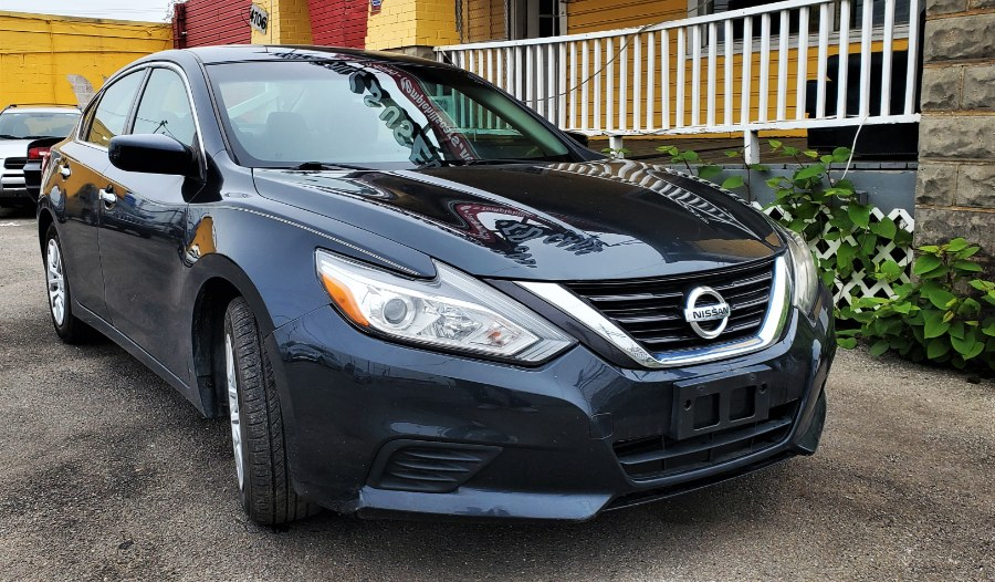 Used Nissan Altima 4dr Sdn I4 2.5 S 2016 | Temple Hills Used Car. Temple Hills, Maryland