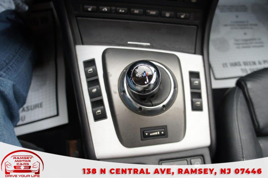 Used BMW 3 Series M3 2dr Convertible 2003 | Ramsey Motor Cars Inc. Ramsey, New Jersey