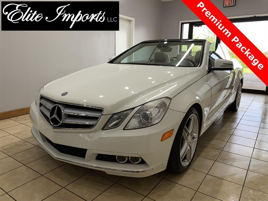 Used Mercedes-benz E-class E 350 2011 | Elite Imports LLC. West Chester, Ohio