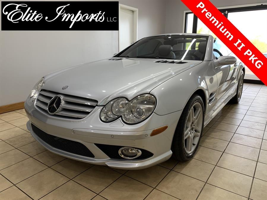 Used Mercedes-benz Sl-class SL 550 2007 | Elite Imports LLC. West Chester, Ohio