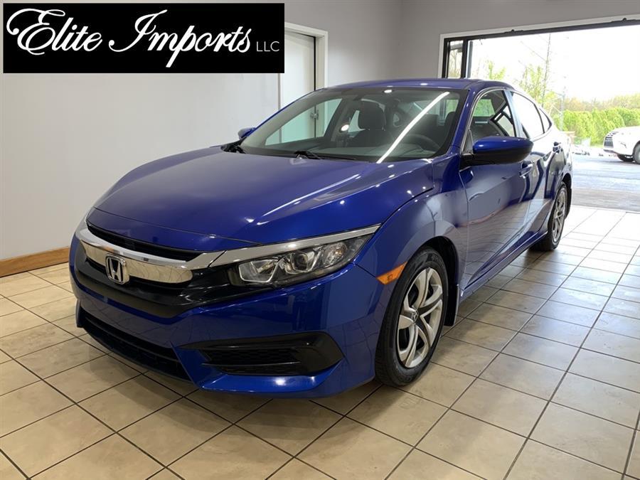 Used Honda Civic LX 2017 | Elite Imports LLC. West Chester, Ohio