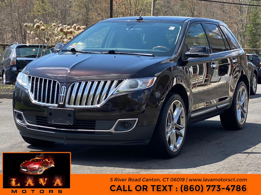 Used 2015 Lincoln MKX in Canton, Connecticut | Lava Motors. Canton, Connecticut