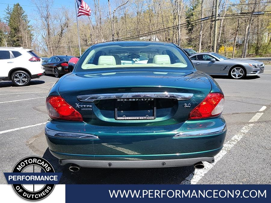 Used Jaguar X-TYPE 4dr Sdn 3.0L 2006 | Performance Motorcars Inc. Wappingers Falls, New York