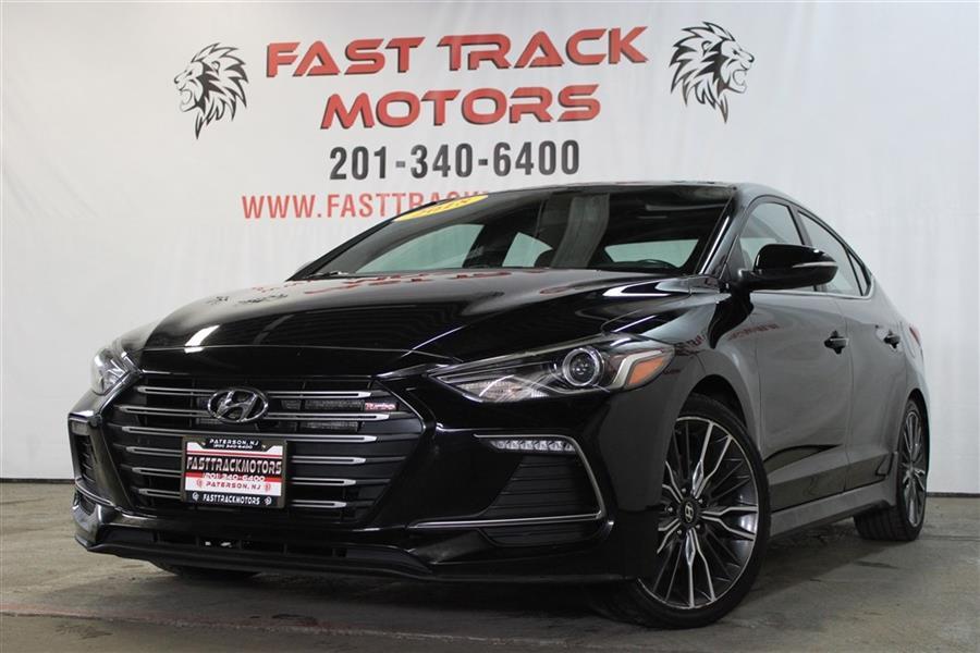 Used Hyundai Elantra SPORT 2018 | Fast Track Motors. Paterson, New Jersey