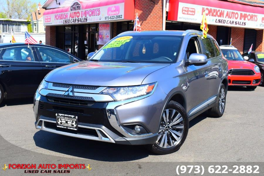 Used Mitsubishi Outlander SEL S-AWC 2019 | Foreign Auto Imports. Irvington, New Jersey