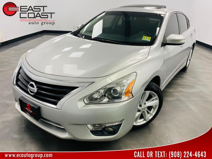 Used Nissan Altima 4dr Sdn I4 2.5 S 2015 | East Coast Auto Group. Linden, New Jersey