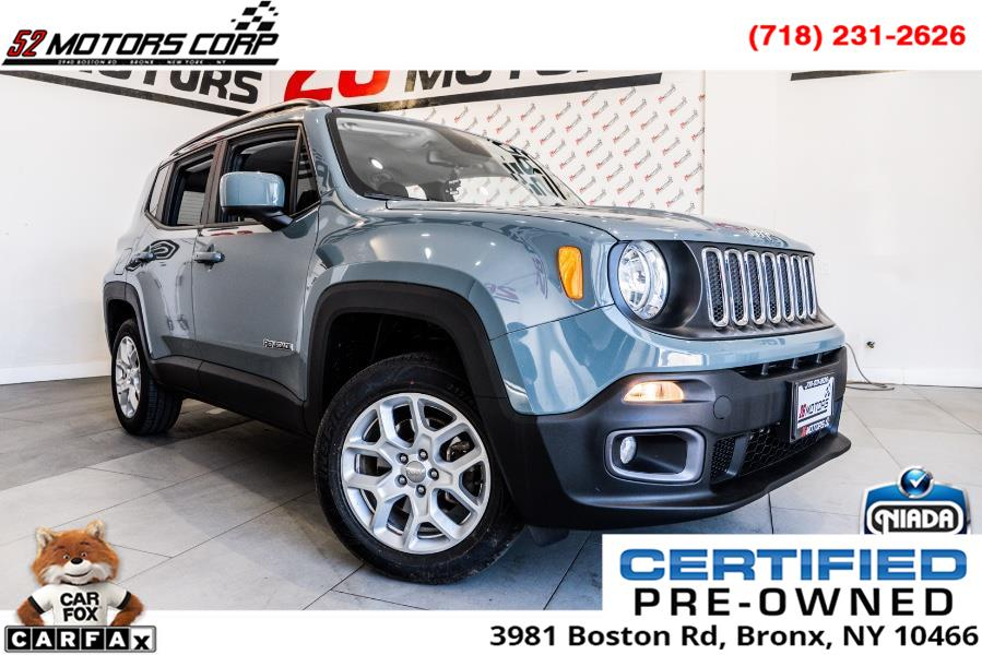 Used Jeep Renegade Altitude 4x4 2018 | 52Motors Corp. Woodside, New York